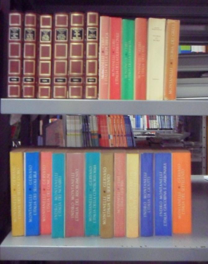 storia d'italia montanelli rizzoli completa 24 volumi montanelli B0778SQGH5